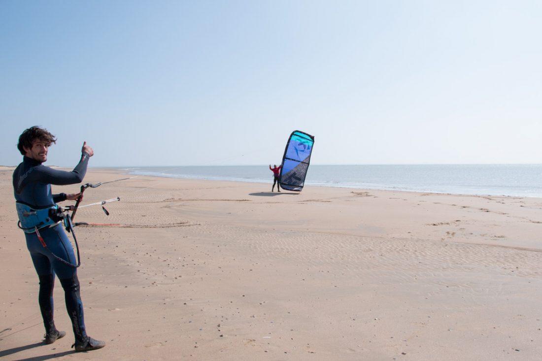 Site école kitesurf vendée 3